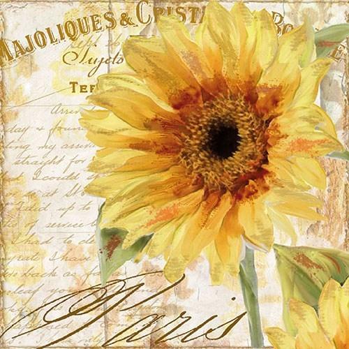 Servetele Sunflower 33x33 cm chicville 2021