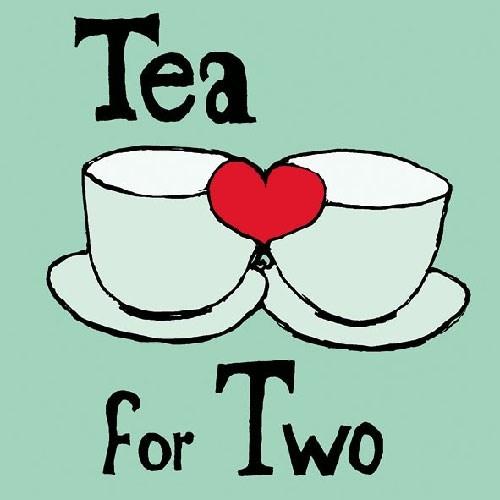 Servetele Tea for Two 25x25 cm chicville 2021