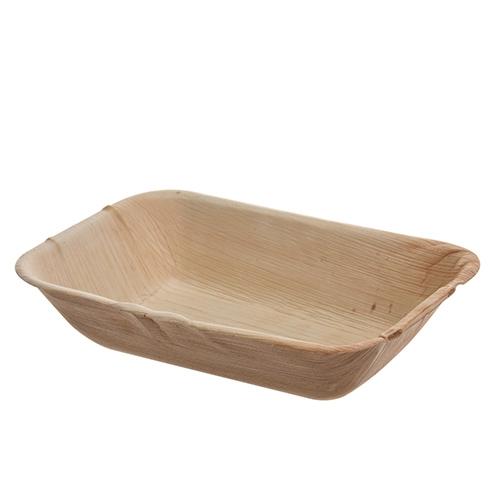 Set 6 tavi biodegradabile Leaf 19x13 cm chicville 2021