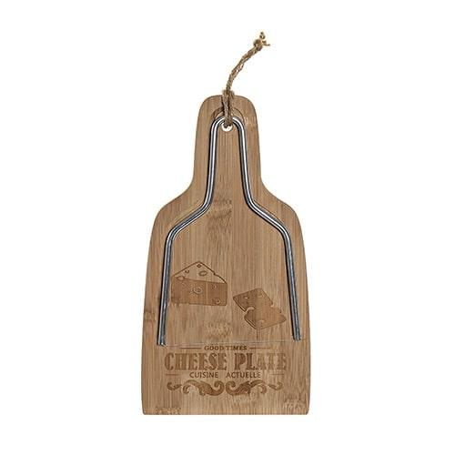 Set servire branzeturi Cheese Gourmet 15x28 cm chicville 2021