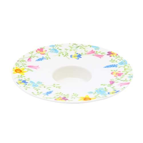 Sfesnic Flowers din ceramica 13x2.5 cm chicville 2021