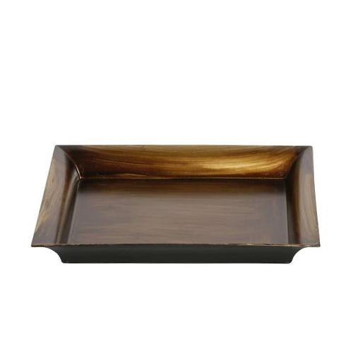 Tava Copper din polipropilena 26x26 cm chicville 2021