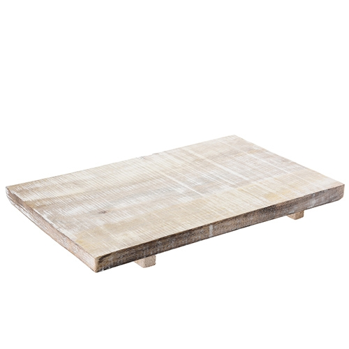 Tava Natura din lemn 40x25 cm chicville 2021