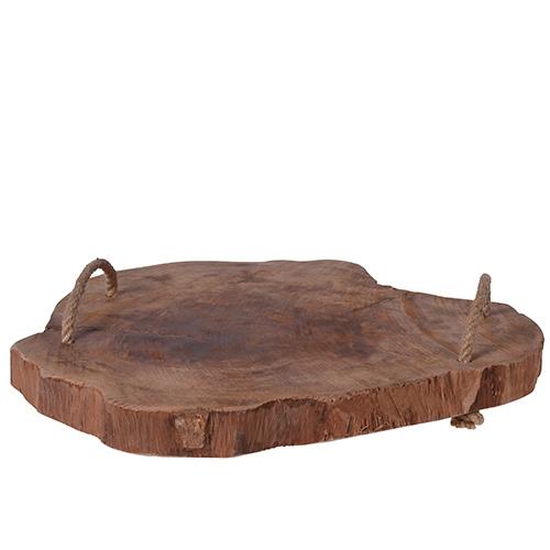 Tava Tree din lemn maro 38 cm chicville 2021
