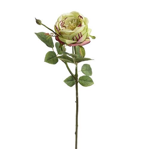 Trandafir decorativ galben 66 cm chicville 2021