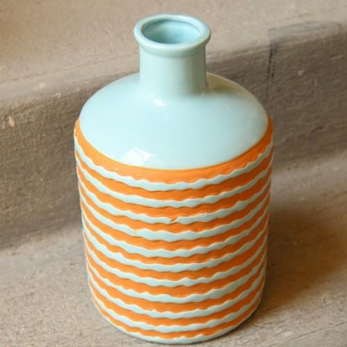 Vaza Waves din ceramica 26 cm chicville 2021