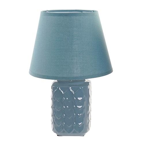 Veioza Blue din ceramica 22x33 cm chicville 2021