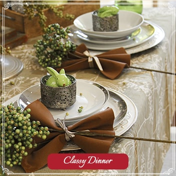 Classy Dinner