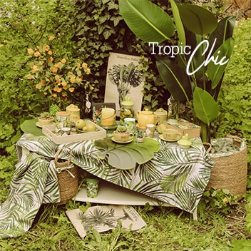 tropic chic
