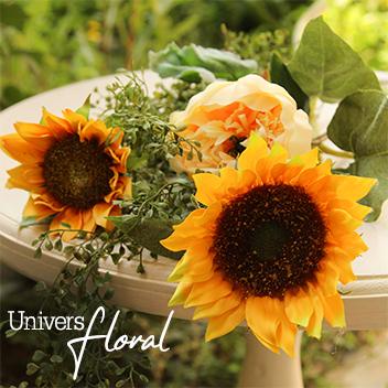 univers floral