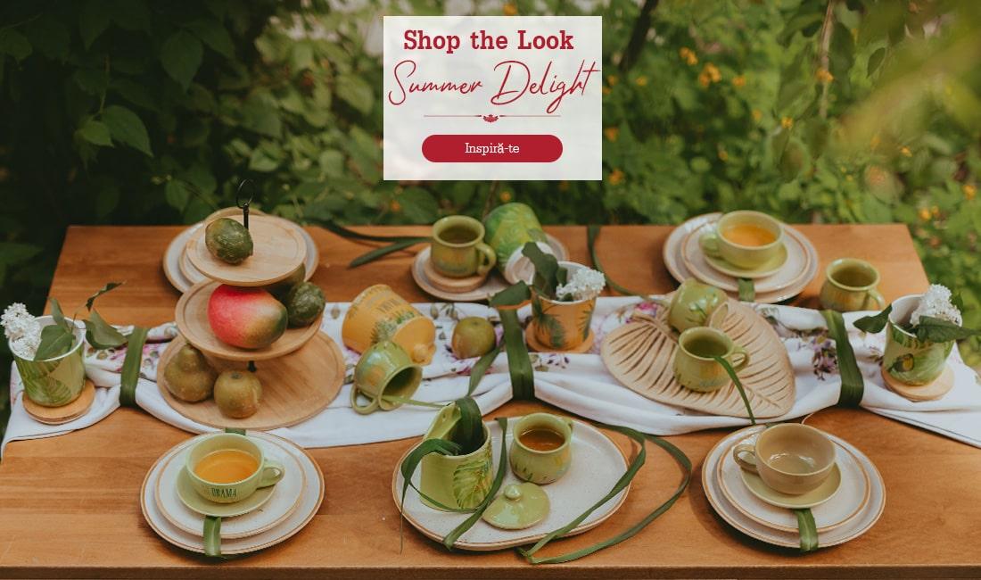 Shop the look - Summer Delight